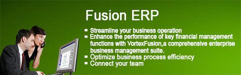 Fusion ERP